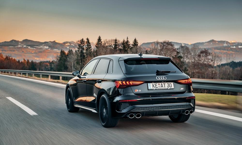 Audi S3 Sportback ABT 2