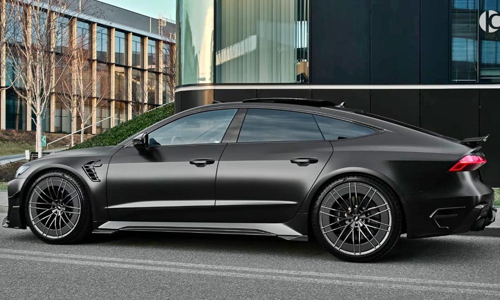 Audi RS7 ABT Darth Vader 2