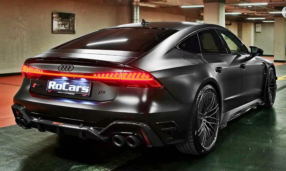 Audi RS7 ABT Darth Vader 3