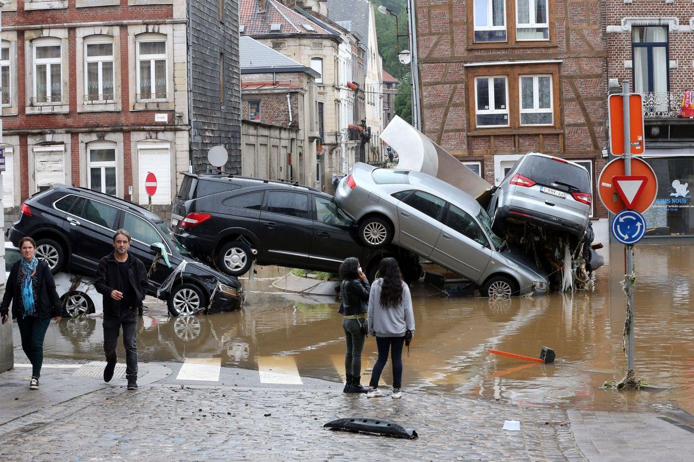 Γερμανία: Συγκλονίζουν οι εικόνες μετά την καταστροφή από την κακοκαιρία - Δείτε εικόνες